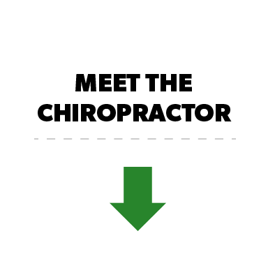 chiropractic button